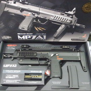 あの(マルイ)電動 MP7A1が、2万円(税込)を切った!   新バージョン 「本体セット」   価格↓↓で新登場!
